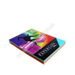 PAPERLINE fotokopir papir intenzivnih boja, mix, A4, 80 gr, 1/250