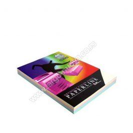 PAPERLINE fotokopir papir pastelnih boja, mix, A4, 80 gr, 1/250