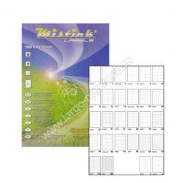 Nalepnice /etikete/ 105x57mm A4/10